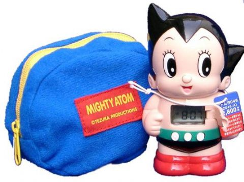 Astro Boy alarm clock